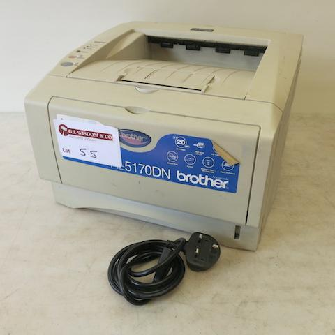 BROTHER HL 5170DN PRINTER DRIVERS WINDOWS 7