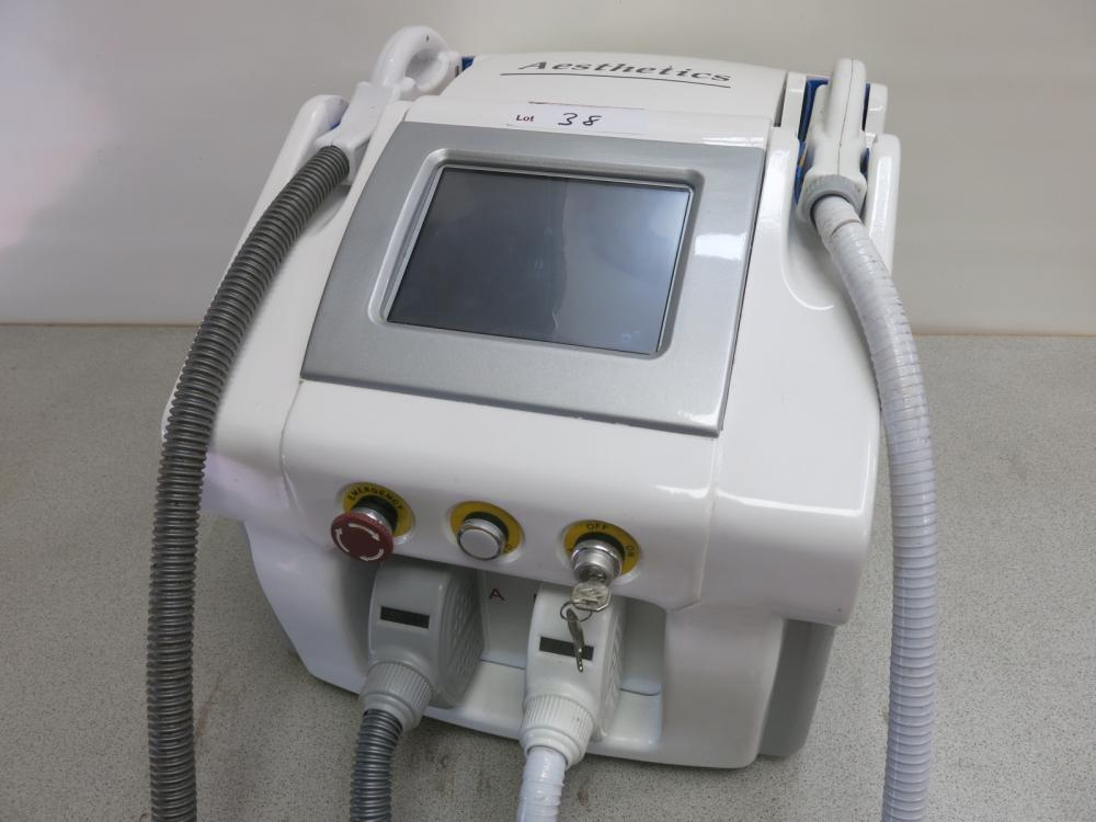 Aesthetics IPL, Intense Pulsed Light Photorejuvenation